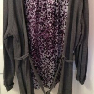 East 5th woman Tops - Sweater with attached top